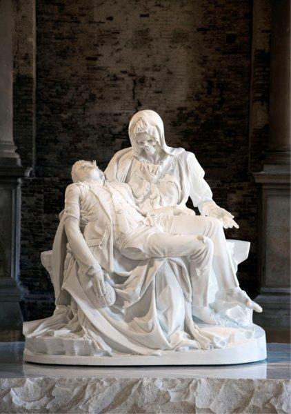 Jan Fabre Pietas V 2011
