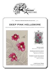Valentina Sardu <br />Deep Pink Hellebore – Schema cartaceo