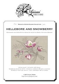 Valentina Sardu <br />Hellebore and Snowberry – Schema cartaceo
