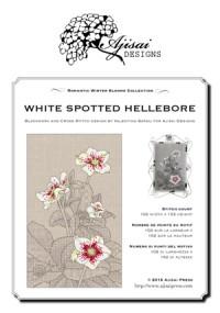 Valentina Sardu <br />White Spotted Hellebore – Schema cartaceo
