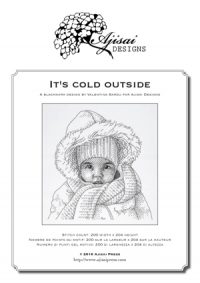 Valentina Sardu <br />It's cold outside | Fa freddo fuori <br />schema cartaceo