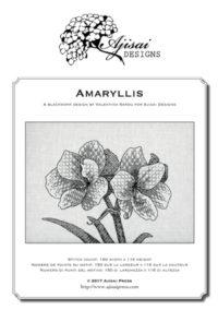 Valentina Sardu <br/>Amaryllis <br/>schema cartaceo