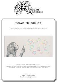 Valentina Sardu <br />Soap Bubbles <br />schema cartaceo