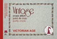 Valentina Sardu <br />Vintage Cross Stitch <br />Victorian Age | Età Vittoriana