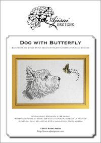 Valentina Sardu <br/>Dog with butterfly – Schema cartaceo