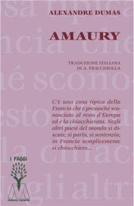 Alexandre Dumas <br />Amaury <br />romanzo