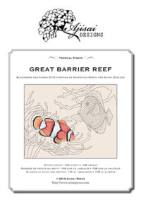 Valentina Sardu <br/>Tropical Fishes. Great Barrier Reef <br/>Schema cartaceo