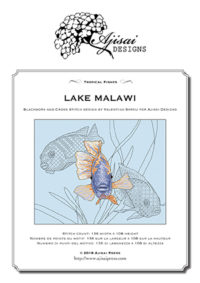 Valentina Sardu <br/>Tropical Fishes. Lake Malawi <br/>Schema cartaceo