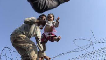 17 giugno 2015 - Akçakale, al confine turco-siriano