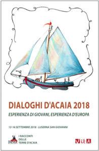 AA.VV. <br />Dialoghi d'Acaia <br />Esperienza di giovani, esperienza d'Europa